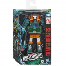 Boneco Transformeres Earthrise War For Cyberton E7120 - Hasbro