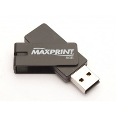 Pen Drive 8gb Twist Maxprint